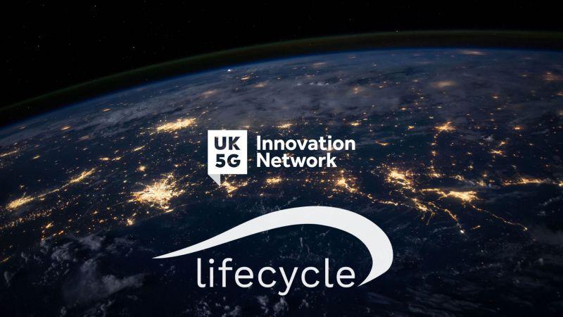 We're in the spotlight on UK5G!